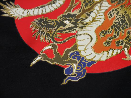【戦国武将ジップパーカー】上杉謙信「龍」5